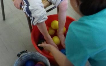 Igra sa lopticama (VIDEO)