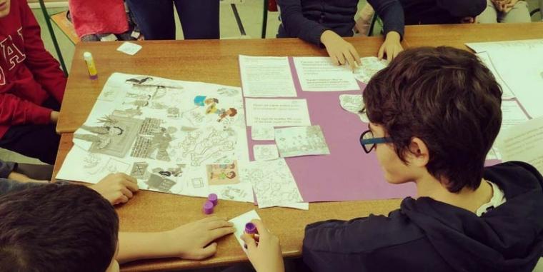 Svetski dan deteta obeležen i u našoj školi