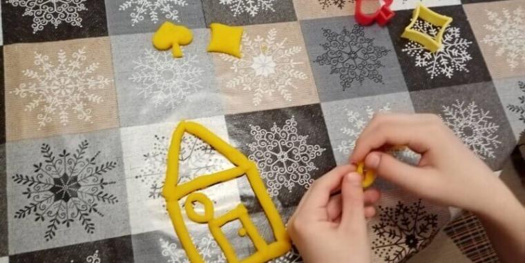 Kako napraviti plastelin kod kuće (VIDEO)