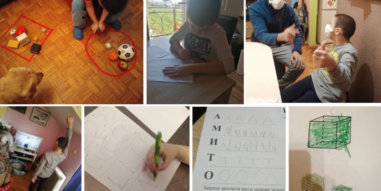 Novi dečji radovi – nastava na daljinu