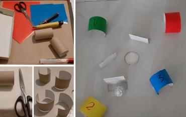 Ubaci lopticu, vežbaj koordinaciju, pažnju, boje, brojeve..