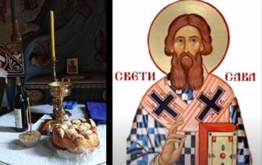Школска слава Свети Сава и наша онлајн приредба